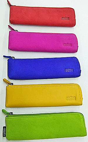 Set of 5 Pen Cases