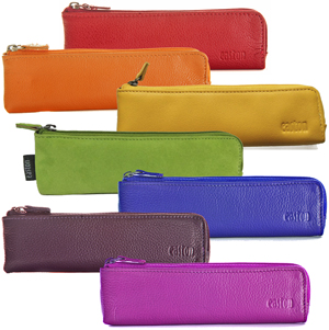 Rainbow set of Pen Cases