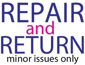 Repair and Return