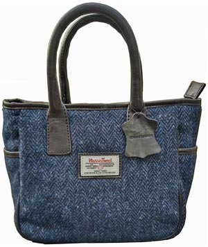 Harris Tweed Sienna Handheld