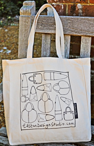 Cotton Tote/Shopping bag x 3