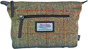 Harris Tweed Handbag Organiser