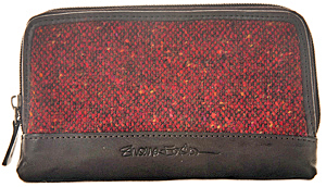 Donna Purse with card-guard case inside