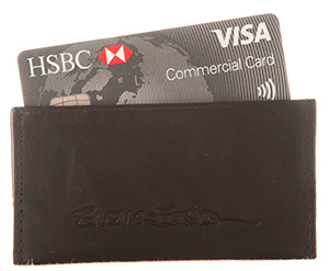 Mini Card-Guard credit card case